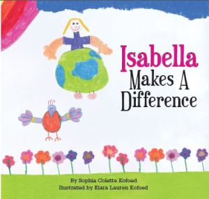 Book Cover of Isabella Makes a Difference
