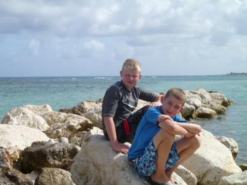 The Jones Boys in Jamaica
