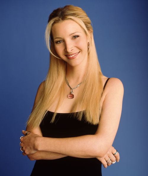 Photo of Lisa Kudrow in role of Phoebe