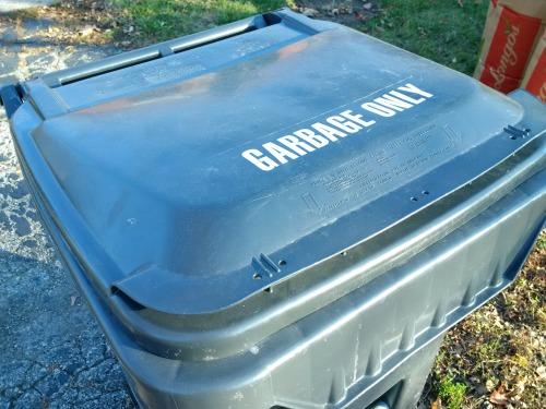 GarbageBin